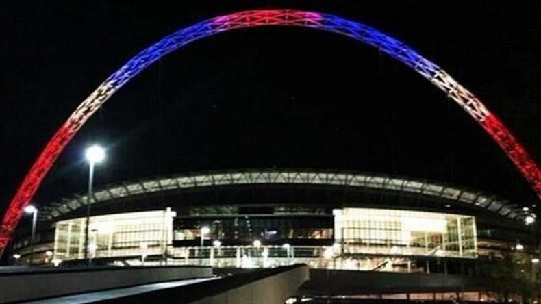 Estadio Wembley en Londres