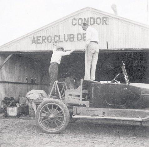 Cerca de 32 pilotos se formaron en la región y luego emigraron hacia la provincia de Buenos Aires.