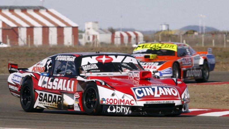 Matías Rossi llegará a Comodoro Rivadavia en lo más alto de las posiciones de la Copa de Oro.