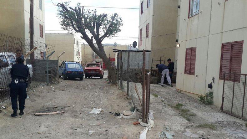 La policía de la Seccional Quinta detuvo ayer a Pablo Rúa con un arma.