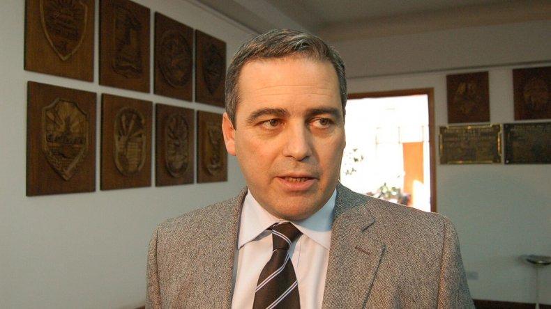 Javier Touriñan encabezó la lista de candidatos a diputados provinciales por el Frente para la Victoria.