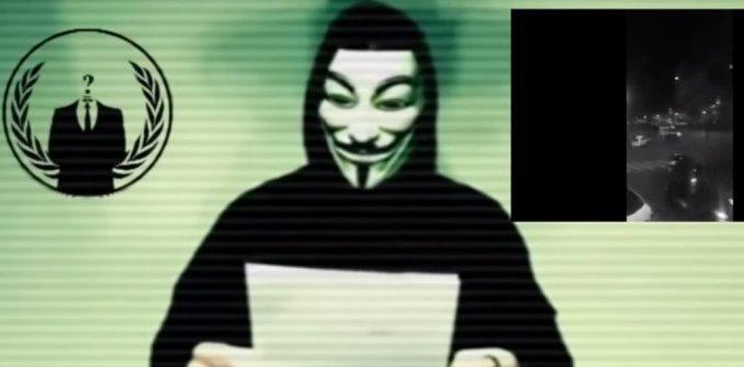 Anonymous le declaró la guerra total a ISIS
