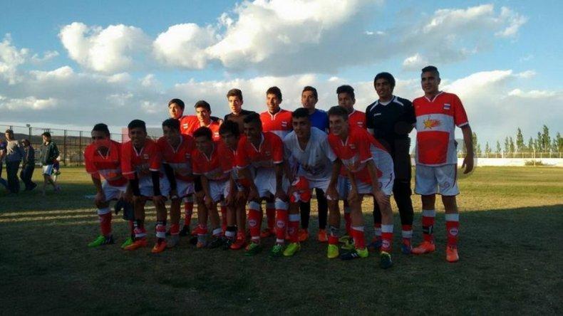 Comodoro formó durante el Torneo con Iturrioz; Leguiza