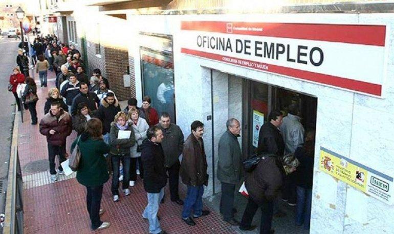 La desocupación fue del 5,9% en el tercer trimestre