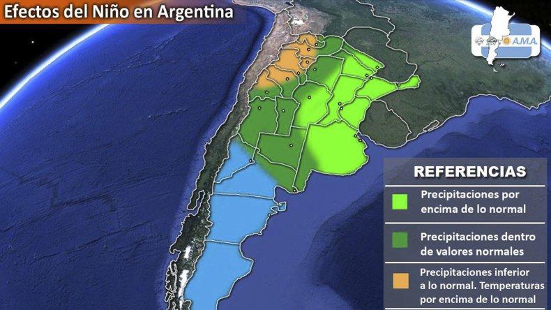 Anuncia que El Niño será más  intenso y sus efectos devastadores