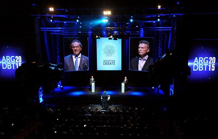 El debate entre Scioli y Macri sigue dejando aristas para analizar.