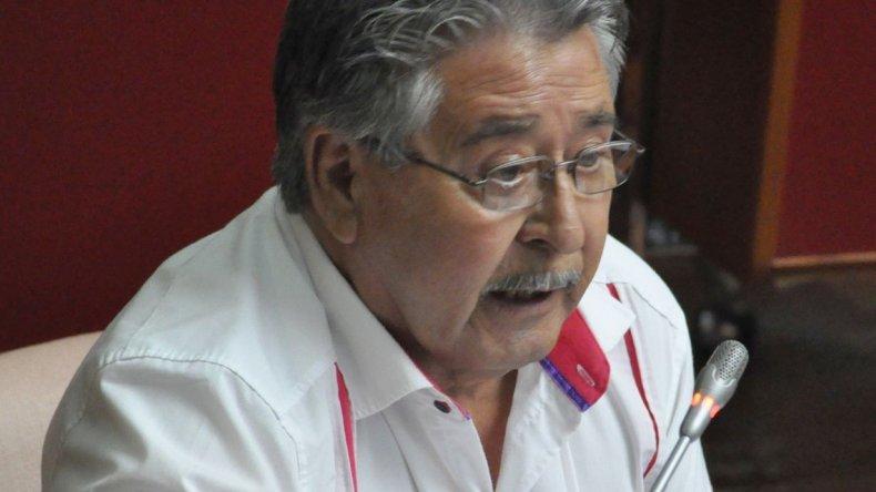 Anselmo Montes llegó a la Legislatura en la boleta sábana del Frente para la Victoria.