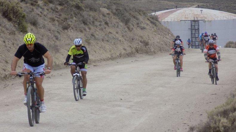 El Regional de Duatlón llegó a su fin el domingo en Rada Tilly.