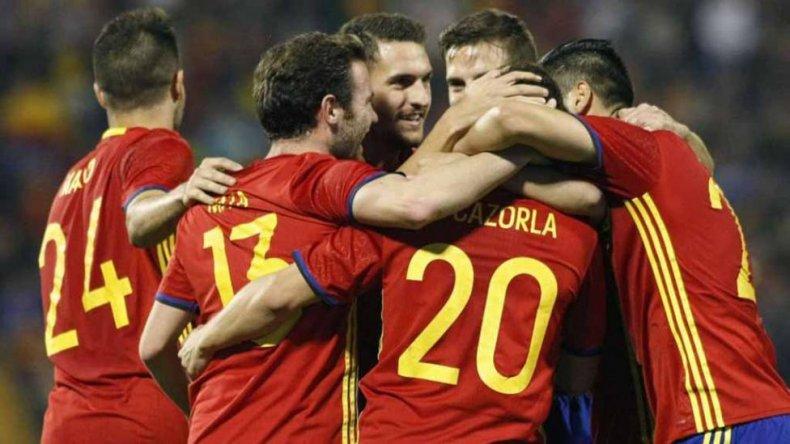 Bélgica-España suspendido por la amenaza terrorista