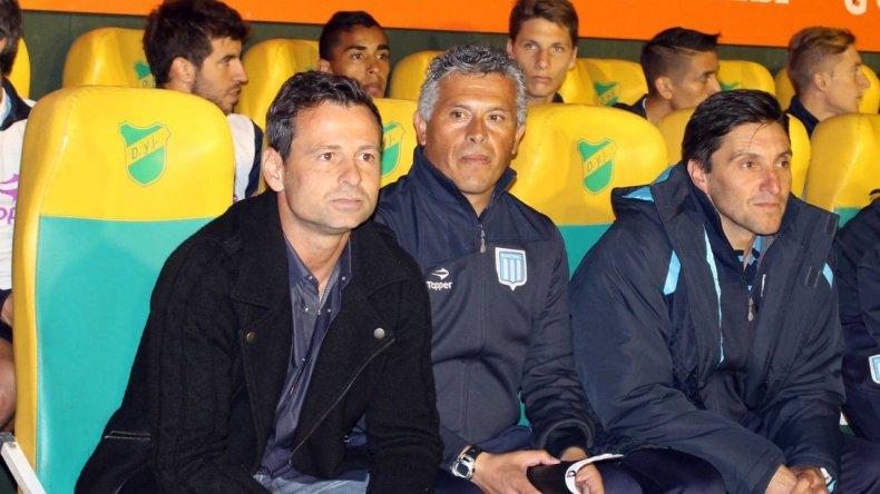 Gato Montesino dejaría de ser el ayudante de Diego Cocca