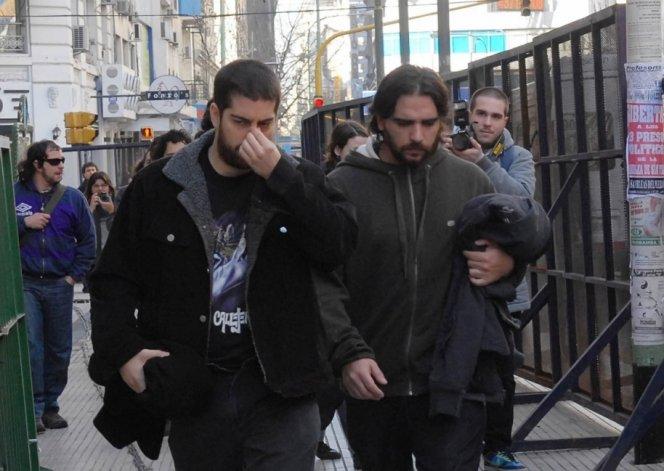 La banda liderada por Fontanet no irá a prisión.