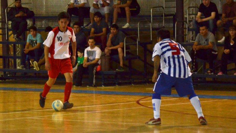 Se jugaron 29 partidos de la Asociación Promocional de Fútbol de Salón el último fin de semana.