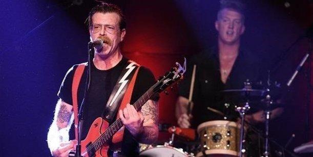 Eagles of Death Metal emitió el primer comunicado tras los atentados