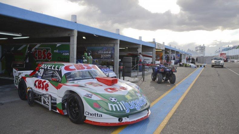 El autódromo General San Martín abrió sus puertas. Foto: Mario Molaroni / El Patagónico.