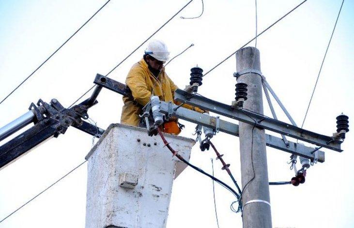 Comodoro: entre las beneficiadas con obras de tendido eléctrico