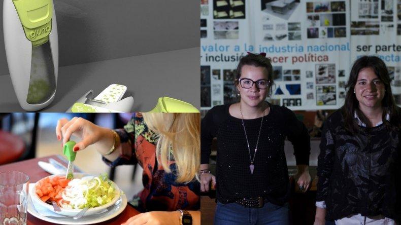 Dos estudiantes inventaron un dispositivo que detecta gluten en las comidas