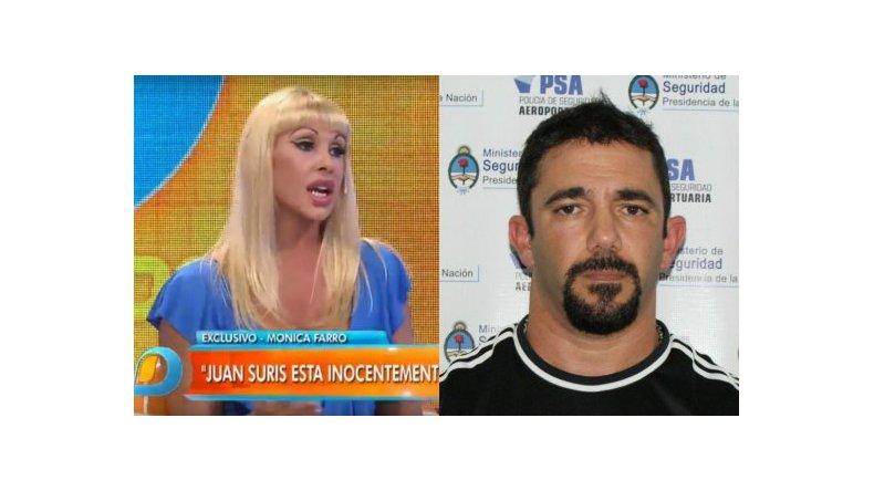 ¿Juan Suris tiene una amante en la cárcel?