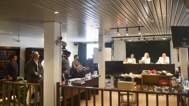 Ayer declararon otros tres procesados por los ocho kilos de cocaína encontrados enterrados en el Faro San Jorge.