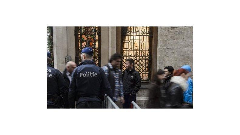 Bélgica elevó al máximo el nivel de alerta por amenaza inminente terrorista