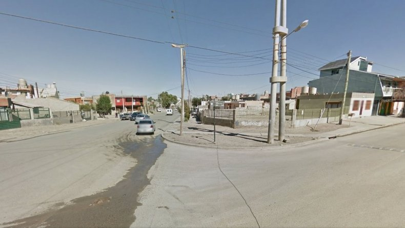 Violento robo de una camioneta terminó con dos detenidos