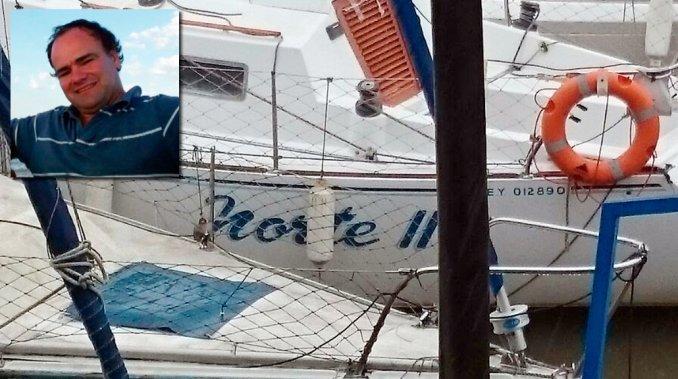 Encontraron el cuerpo del tripulante del velero que apareció frente al Aeroparque porteño