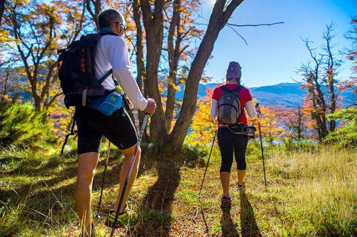 Este recorrido atraviesa los Parques Nacionales de Lanín