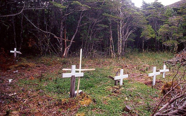 El Cementerio de San Juan de Salvamento