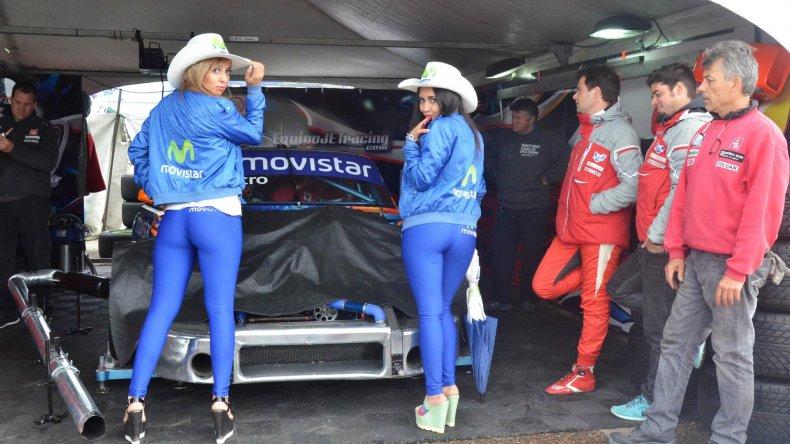 El show automovilístico mayor también se vivió fuera de la pista