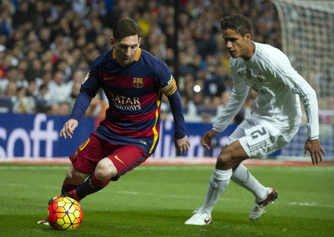 Lionel Messi reapareció luego de dos meses a raíz de una lesión.