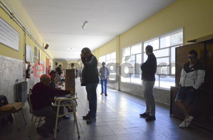 Comodoro votó por Scioli