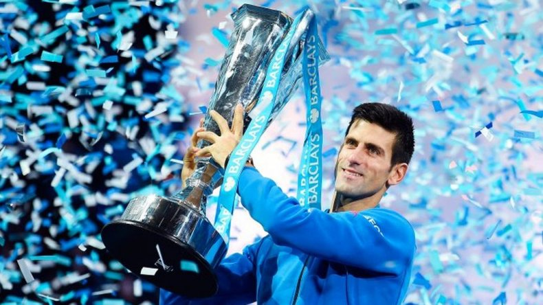 Djokovic venció a Federer y se quedó con el Masters de Londres