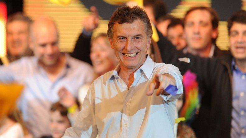Según la tendencia Mauricio Macri es el nuevo presidente