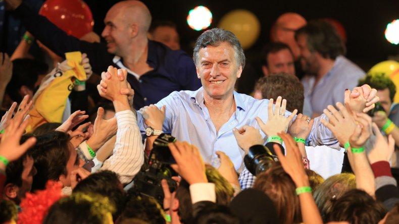 Macri ganó el balotaje y es el nuevo presidente