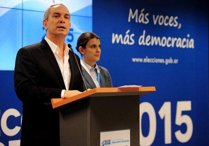 El 78 por ciento de los ciudadanos habilitados participaron de la votación