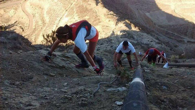 El Cerro Hermite de Km 3 con sus 210 msnm vivió la 1ª edición de su carrera aventura.