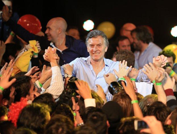 Mauricio Macri: el 10 de diciembre comienza una etapa maravillosa de la Argentina