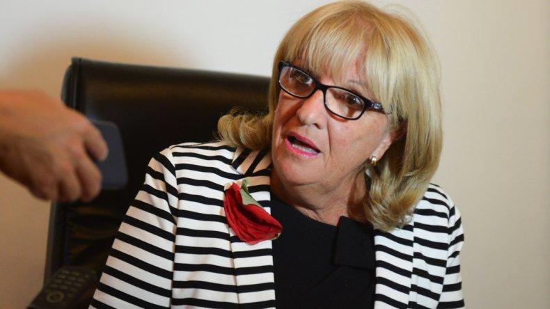 La juez federal Eva Parcio tiene a su cargo la causa a partir de la aparición de la importante cantidad de droga.