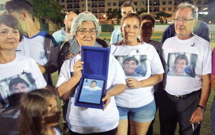 Los padres de Expósito Moreno insisten con ser querellantes