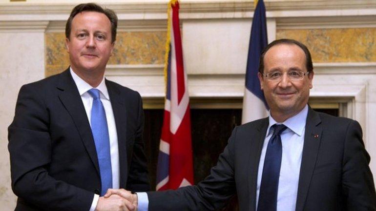 Apoyo la acción emprendida por Hollande para luchar contra el EI