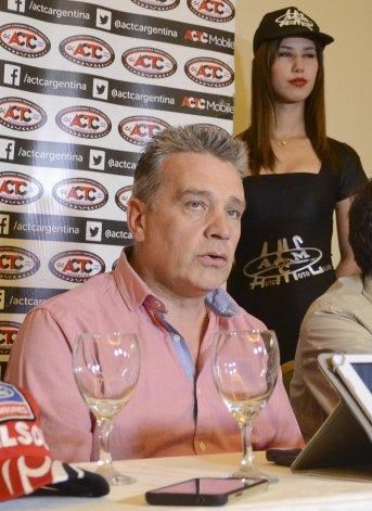 El presidente Enrique Verde aseguró sobre la visita del Turismo Carretera que salió todo perfecto.