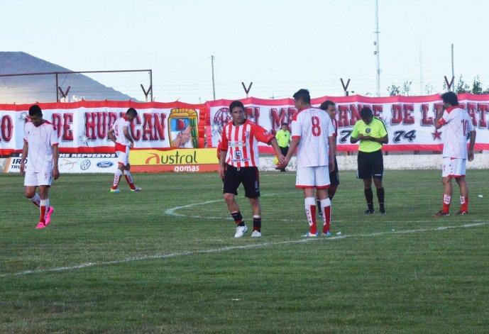 Huracán perdió por 1-0 y quedó afuera del Federal B.