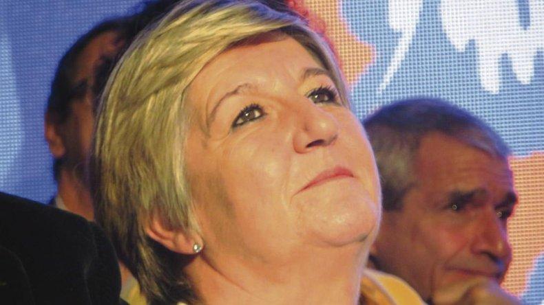 Nancy González será junto a Mario Pais los dos senadores por Chubut que representarán al Frente para la Victoria.