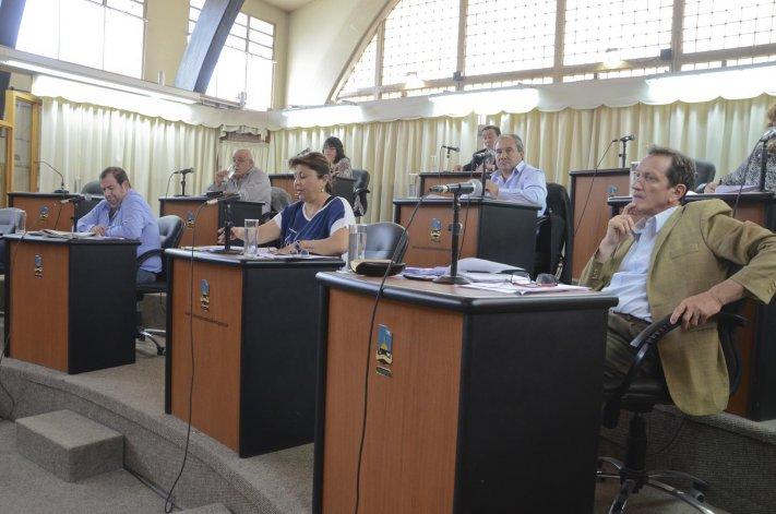 La actual composición del Concejo tendrá hoy una de sus últimas sesiones del recambio del 10 de diciembre.