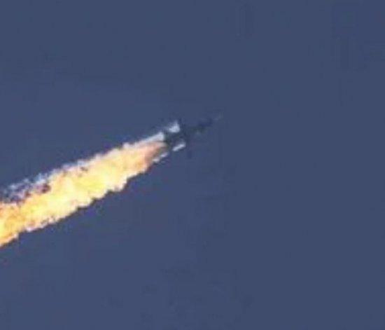 Turquía denunció invasión de su espacio aéreo y derribó un avión ruso