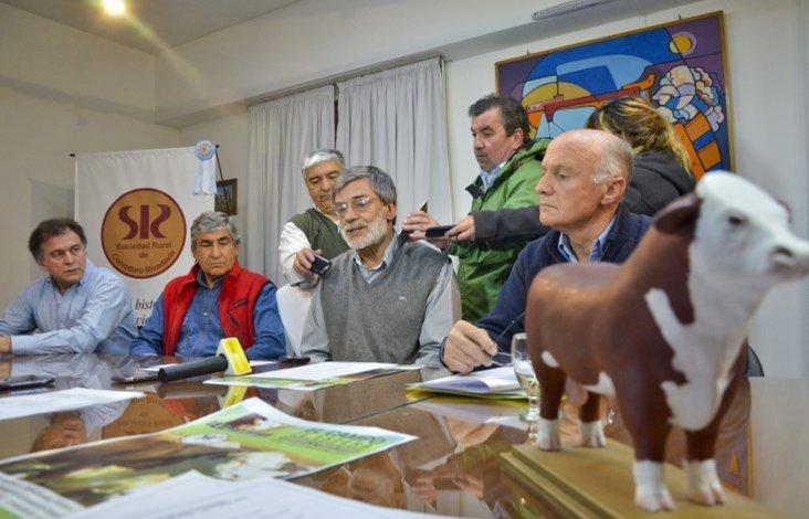 La Rural confía en que el gobierno de Macri elimine las retenciones