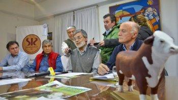 La Rural confía en que Macri elimine las retenciones