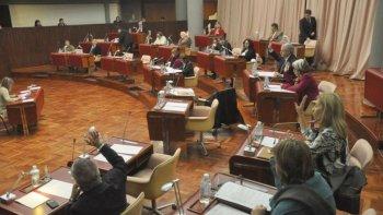 La Legislatura aprobó el endeudamiento