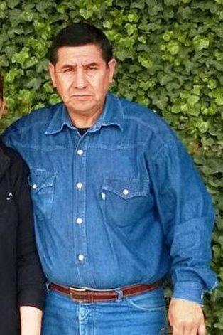 Desesperada búsqueda de un hombre en Sarmiento