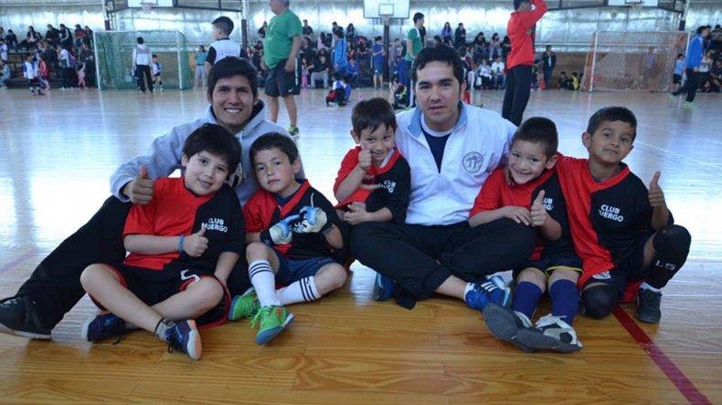 La Liga Municipal de fútbol infantil llegará esta noche a su fin.
