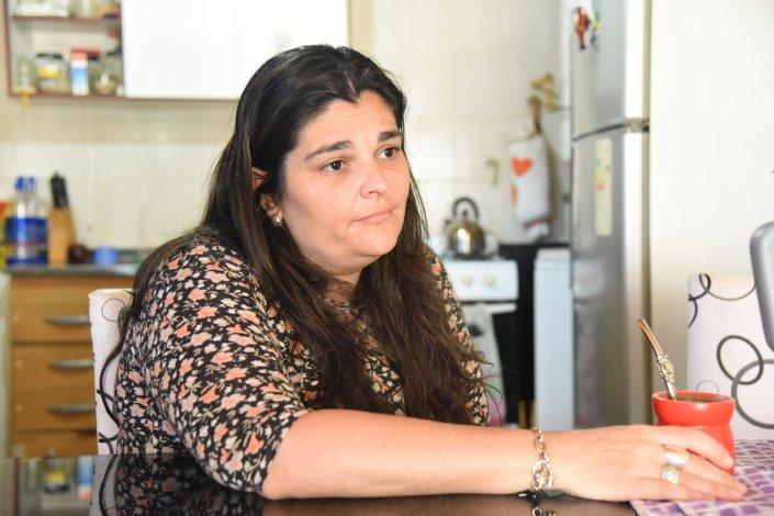Daniela Santos es la hermana menor de Marisa Santos y fue la primera familiar directa en conocer el triple crimen.